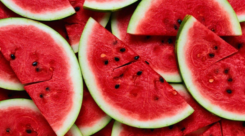 a melancia - portada
